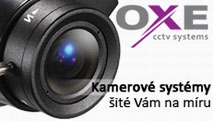 Kamerov� syst�my OXE